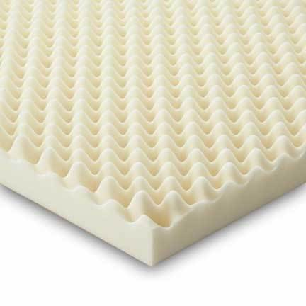 convoluted foam mattress